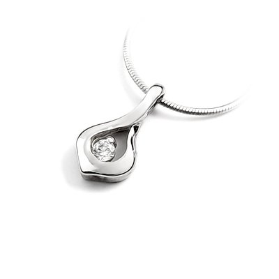 23965-Sterling silver pendant