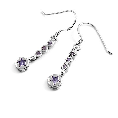 24025- Sterling silver earring