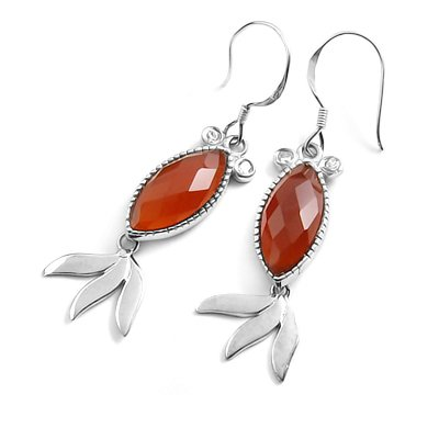 24050-Sterling silver earring