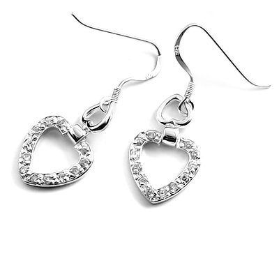 24054-Sterling silver earring