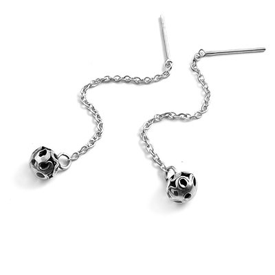 24068- Sterling silver earring
