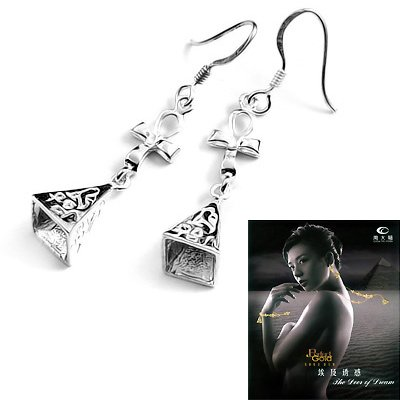 24154-Sterling silver earring