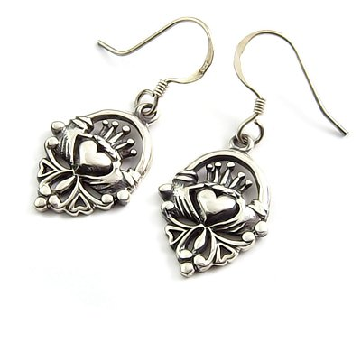 24160-Sterling silver earring