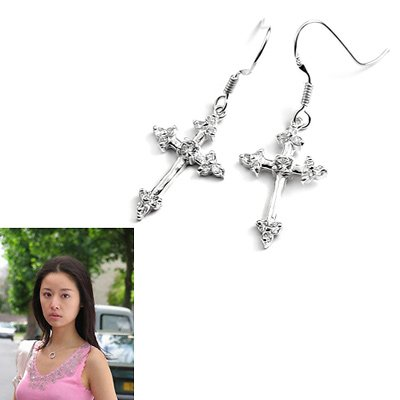 24175-Sterling silver earring