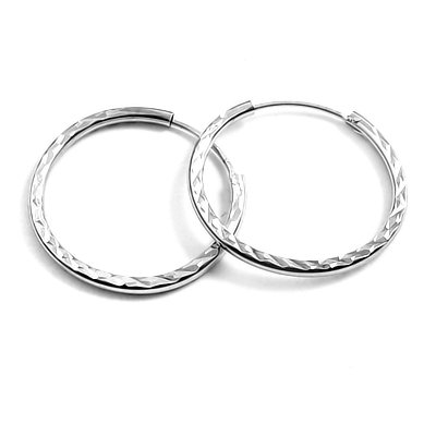 24180- Sterling silver earring