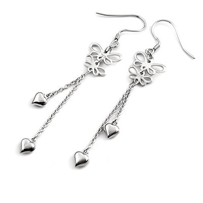 24312-Sterling silver earring