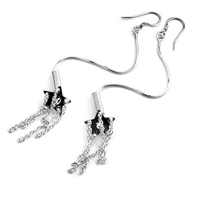 24314- Sterling silver earring