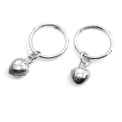 24327-Sterling silver earring