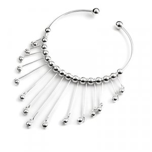 24408- Sterling silver bangel