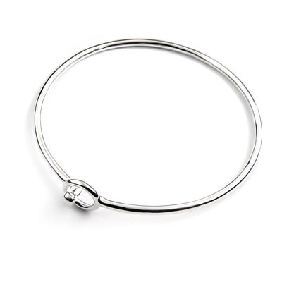 24416- Sterling silver bangel