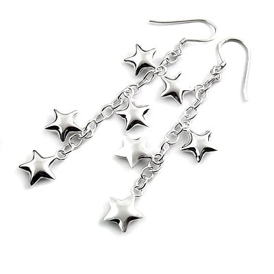 24429-Sterling silver earring