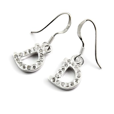 24431-Sterling silver earring