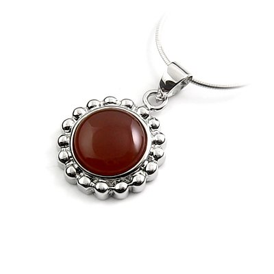 24447-sterling silver platium plated with agate earring