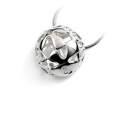 24456-Sterling silver pendant