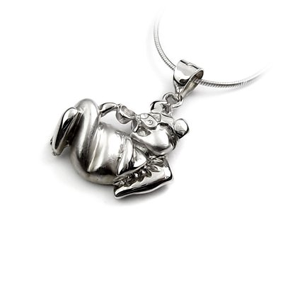 24457-Sterling silver pendant