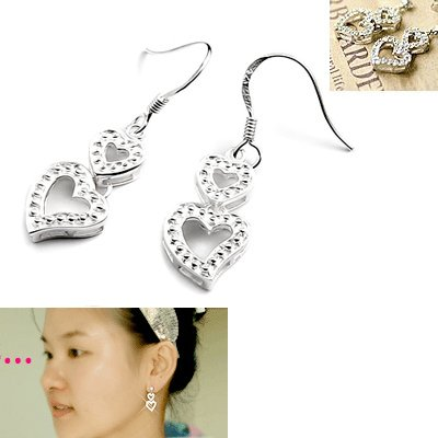 24500-Sterling silver earring