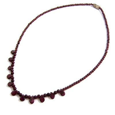 24535-gemstone necklace