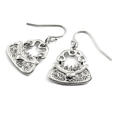 24562-alloy with stone earring