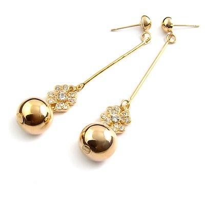 24581-alloy with rhinestoe earring