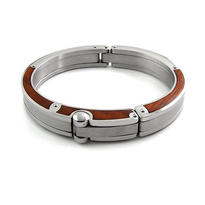 25246-Stainless Steel bangel