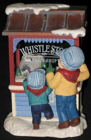 Christmas Window 2007 ornament