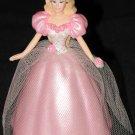 Springtime Barbie - Pink dress ornament