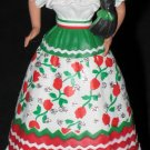 Mexican Barbie hallmark keepsake ornament