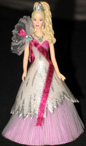 Celebration Barbie Ornament - Special 2005 Edition