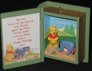 Winnie the Pooh - Eeyore Loses a Tail