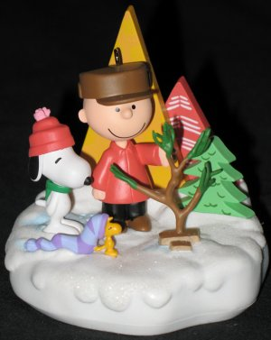 A Charlie Brown Christmas Tree ornament