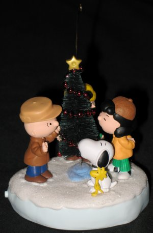 The Amazing Little Tree A Charlie Brown Christmas - Peanuts
