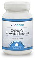 Children's Chewable Enzymes