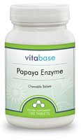 Papaya Chewable- 100 Tablets