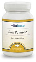 Saw Palmetto- 30 Softgel Capsules