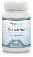 Zinc Lozenges- 60 Lozenges
