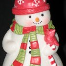A Happy Little Snowman ornament