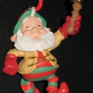 Bell-Bearing Elf ornament