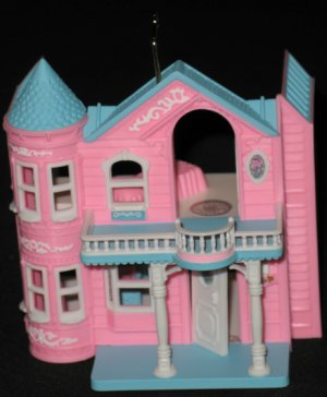 Barbie Doll Dreamhouse Playhouse ornament
