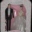 Barbie and Ken - Wedding Day ornament set