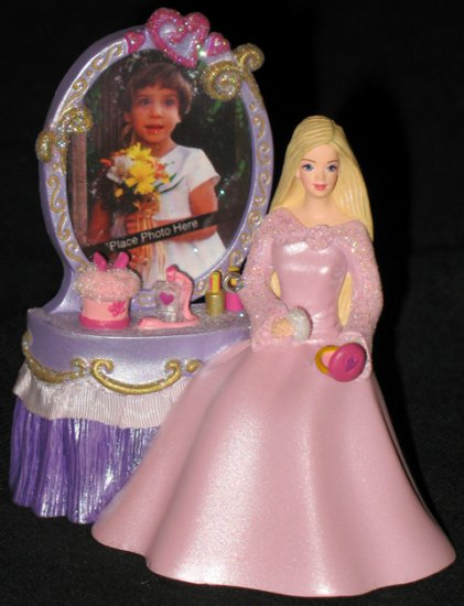 Special Memories Barbie Ornament - Photo Holder
