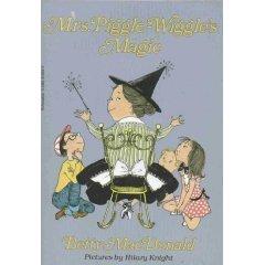 Mrs. Piggle Wiggle's Magic by Betty MacDonald