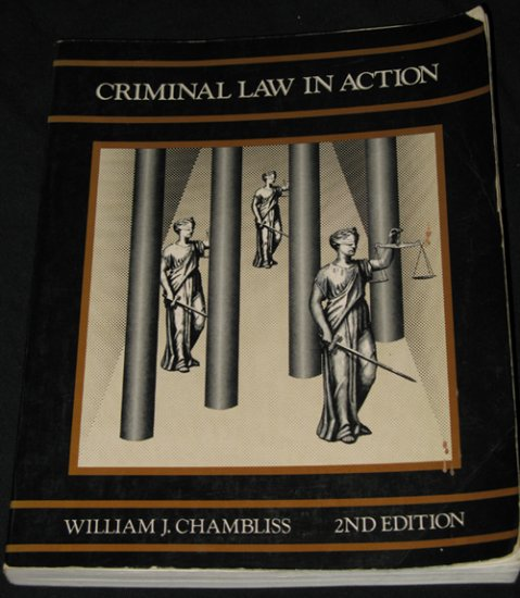 Criminal Law in Action, 2nd edition