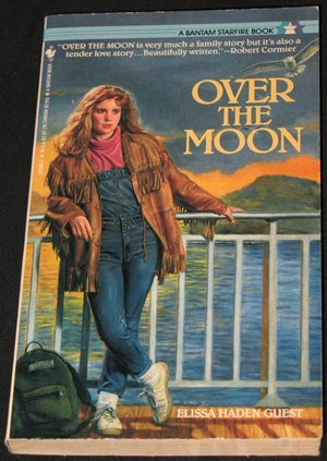 Over the Moon by Elissa Haden Guest
