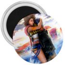Yuna and Tidus hug--ffx/ff10-1.75 in. Magnet