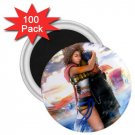 Yuna and Tidus hug--ffx/ff10-2.25 inch 100 Magnets