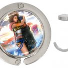 Yuna and Tidus--ffx/ff10--round handbag hanger