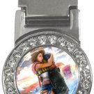 Yuna and Tidus--ffx/ff10--Money Clip (CZ)