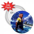 Warrior Tidus ffx/ff10--100-2.25 inch buttons