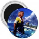 Warrior Tidus ffx/ff10--1 in. Mini Magnet