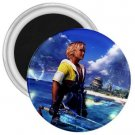 Warrior Tidus ffx/ff10--2.25 in. Magnet
